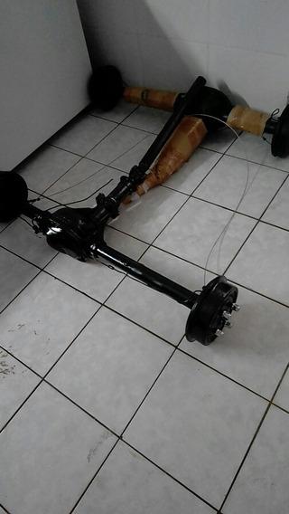 Diferencial P/ Triciclo De Carga De Cardan