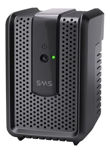 Estabilizador Sms 300va 115v Mono Computador Tv Notebook