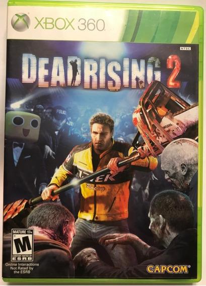 Jogo Original Dead Rising 2 (xbox 360)