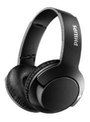 Headphone Bluetooth C/microfone Preto Philips