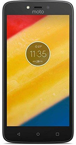 Motorola Moto C Plus Muy Bueno Negro Liberado