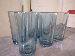 Juego De Vasos De Vidrio 48 Piezas