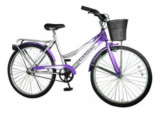 Bicicleta Rodado 26futura Dama - Rosario