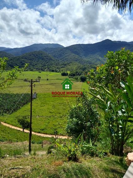 Sítio- Miracatu, 5 Alqueires, 90% Aberto, Nascente. Ref:0045