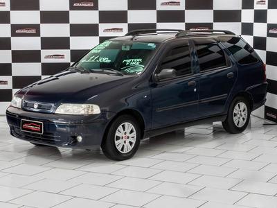 Fiat Palio 1.0 Mpi Weekend Elx 16v Gasolina 4p Manual