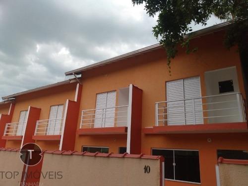 Sobrado Em Condomínio Fechado  Diferenciado Com 2 Suítes  Em Itanhaém , São Paulo , Bairro Praia Do Sonho - Ca00582 - 69233025