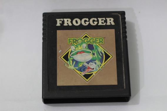 Jogo Frogger Para Atari 2600 Cce Coleco Dactar E Compativeis Frete Gratis