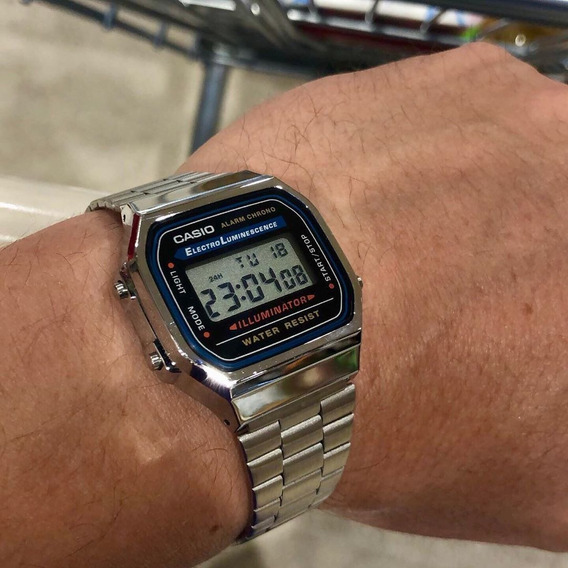 Relógio Casio Vintage Retro