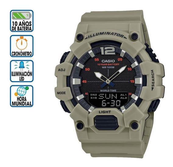 Reloj Casio Core 10 Años Pila Hdc-700-3a3