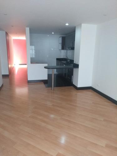 Imagen 1 de 13 de Apartamento Contemporaneo De Gran Altura Y Confort 2 Alcobas