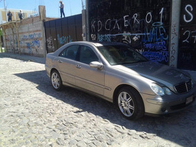 Oportunidad!!! Mercedes Benz C230k 2005 Impecable!!!