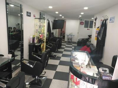 Salon De Belleza En Venta, Ganga
