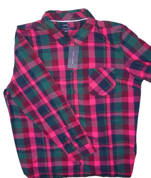 Tommy Hilfiger Camisas Traídas De Tienda Originales Eeuu