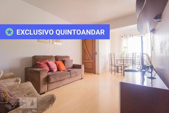 Apartamento No 3º Andar Com 2 Dormitórios - Id: 892972902 - 272902