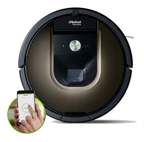 Robô Aspirador De Pó Inteligente Roomba 980 Irobot