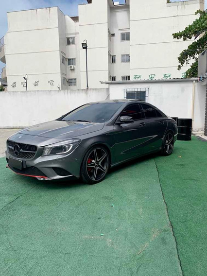 Mercedes-benz Classe Cla 2015 1.6 Vision Turbo 4p