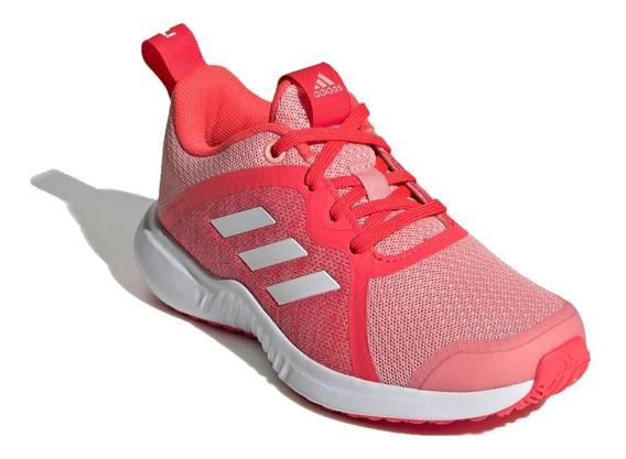 Zapatillas adidas Running Niña Fortarun X Rosa Ras