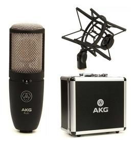 Microfone Condensador Estúdio Akg P420 Melhor Q P220 P170