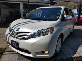 Toyota Sienna 3.5 Limited Mt Mod. 2013