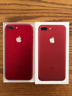 Apple iPhone 7 Plus 128gb Rojo Desbloqueado Nuevo