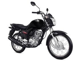 Honda Cg 160 Start Br-moto Parnamirim Rn