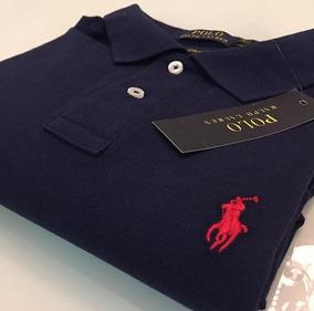 Camisa Polo Ralph Lauren Preta - Loja Interbrands Original