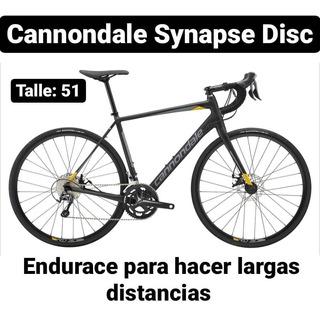 Bicicleta Cannondale De Ruta
