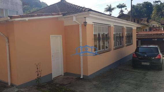 Belíssima Casa No Bingen - Petrópolis - Ca0023