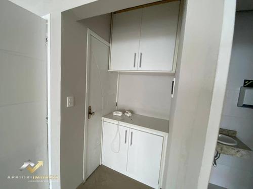 Sala Para Alugar, 100 M² Por R$ 3.000,00/mês - Jardim - Santo André/sp - Sa0170