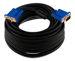 Cable Vga 15 Pines 20 Metros