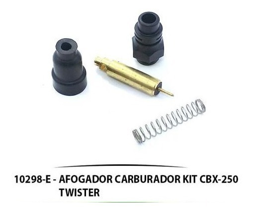 Reparo Afogador Do Carburador (agulha) Twister Tornado 250