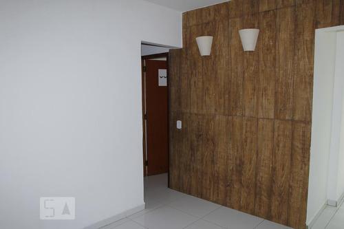 Apartamento À Venda - Centro, 2 Quartos,  48 - S893128032