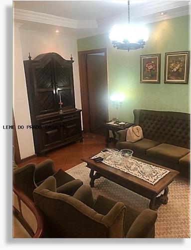 Apartamento 3 Dormitórios Para Venda Em Santo André, Vila Bastos, 3 Dormitórios, 1 Suíte, 2 Banheiros, 2 Vagas - Lpf200_2-1148630