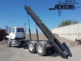 Camion Recolector De Chatarra Roll-off Precio Neto