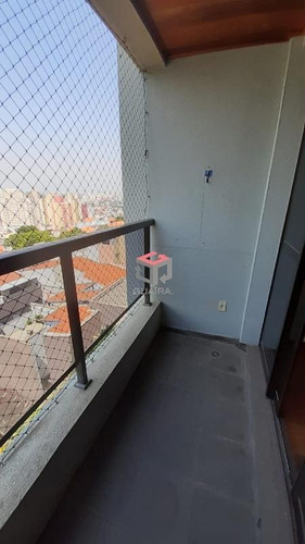 Lindo Apartamento Para Locação, 2 Quartos, 1 Vaga - Vila Valparaíso - Santo André / Sp  - 98432