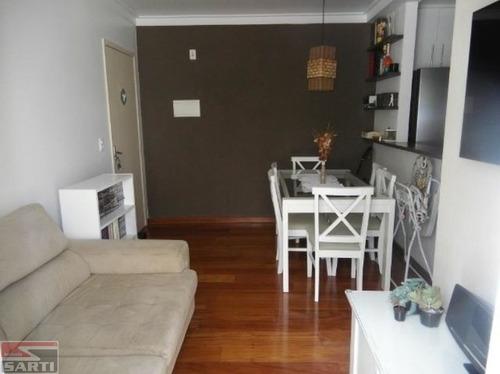 Imagem 1 de 9 de Lindo Apartamento -  Decorado ! R$ 270.000,00 - St14822