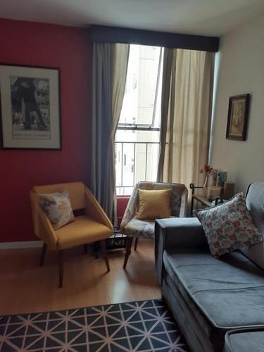 Apartamento Com 2 Dormitórios À Venda, 62 M² Por R$ 295.000,00 - Vila Santo Estéfano - São Paulo/sp - Ap2292