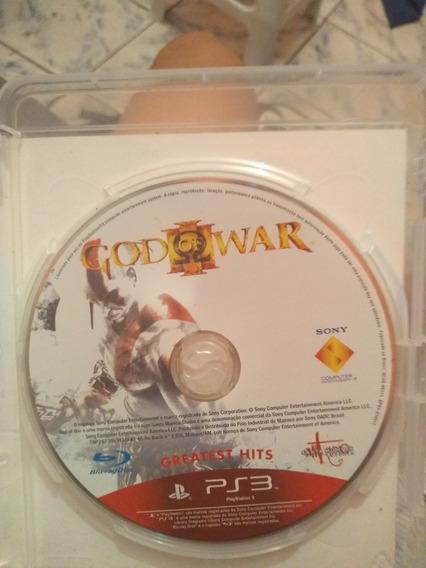 God Of War 3 Ps3 Original