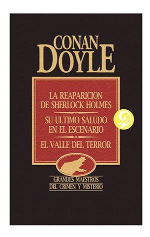 Obras Completas Conan Doyle Tomo 1 - Sherlock Holmes - Orbis