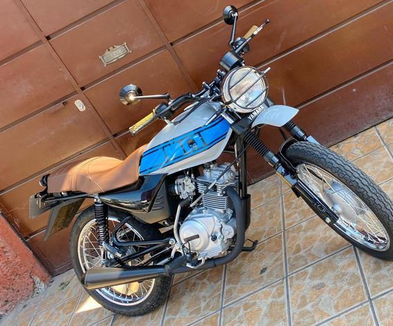 Yamaha Br125