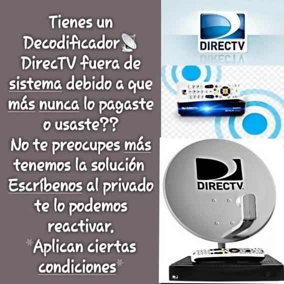 Activacion De Directv Hd