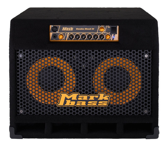 Amplificador Para Bajo Mark Bass Cmd 102p