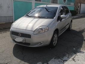 Fiat Punto 1.8 8v 2008 Conservado, Mecânica Impecável, Ótimo