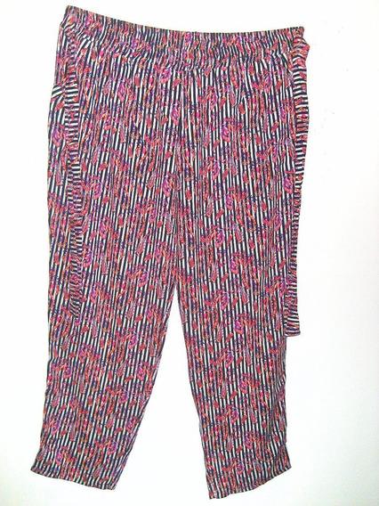 Pantalones De Fibrana Talles Grandes Especiales 4xl-7xl