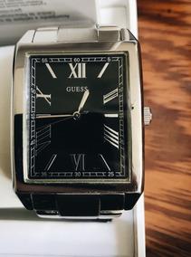 Relógio Guess [92414] - Moderno + Pulseira Couro Legitimo