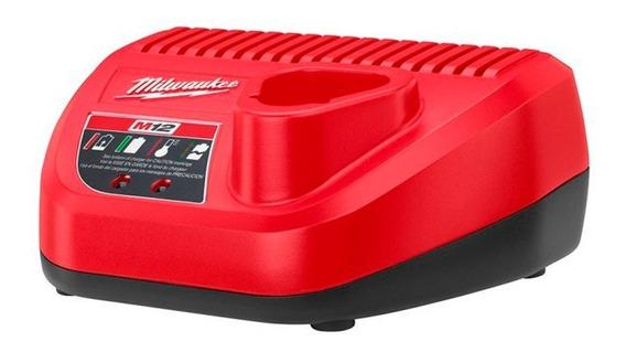 Carregador De Bateria 12v Bivolt Milwaukee - 482559