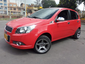 Chevrolet Aveo Emotion Modelo 2009 Full Equipo Sun Roof