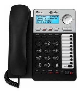 Telefono Alambrico At&t 2 Líneas, Altavoz