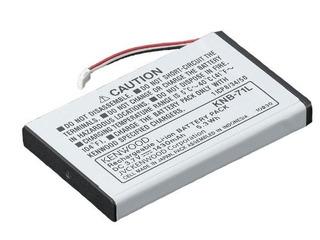 Batería Iones Litio Kenwood Knb71l 1800 Mah