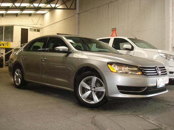 Volkswagen Passat Sport Tiptronic Piel Qc Factura Agencia